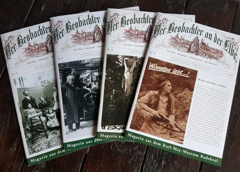 Museum magazine: Der Beobachter an der Elbe (The Observer by the Elbe)