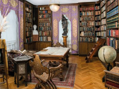Karl May's library