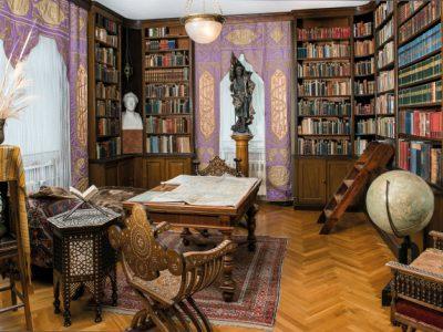 Karl Mays Bibliothek mit rund 3.000 seltenen Publikationen